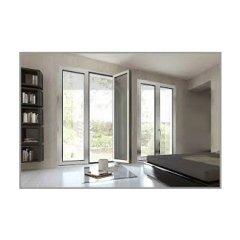 Porte finestre a battente in alluminio La Spezia