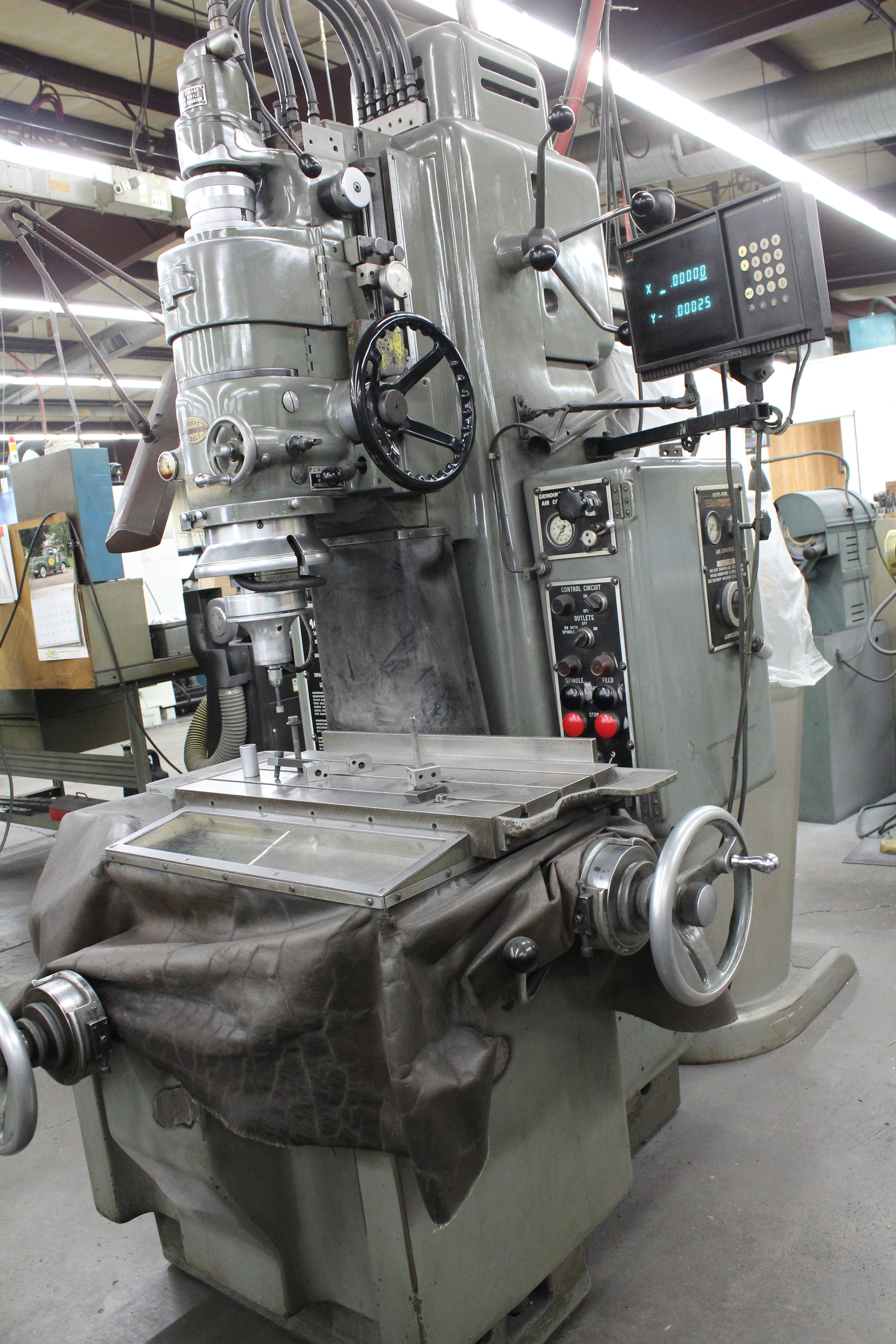 Powermatic Model 45 lathe manual