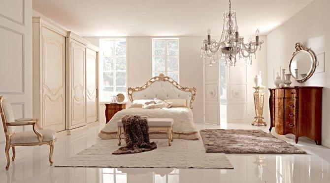 camera da letto stile fiaba