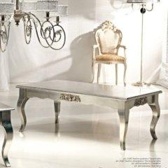 tavolo color argento