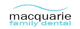 macquaire family dental logo