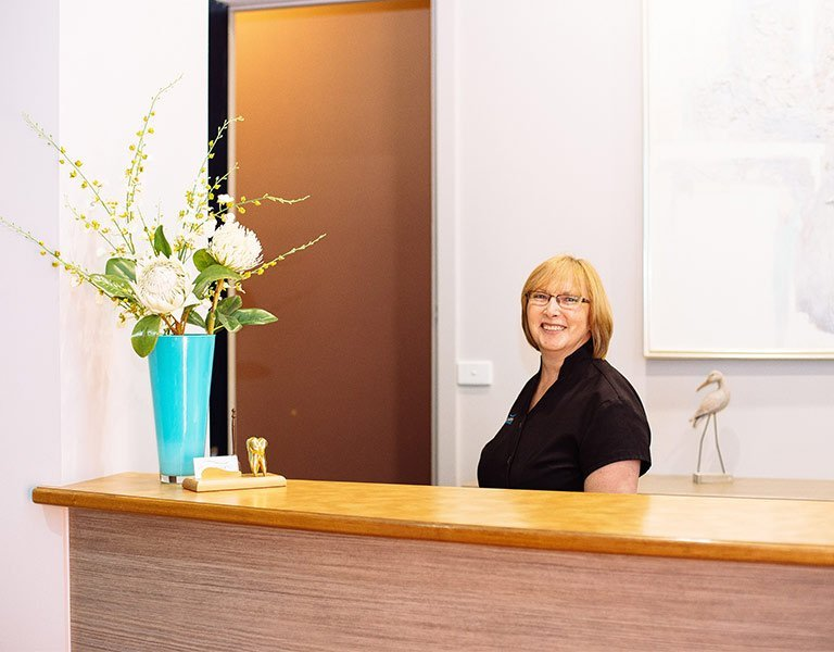 macquarie family dental receptionist