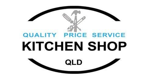 kitchen shop qld business logo