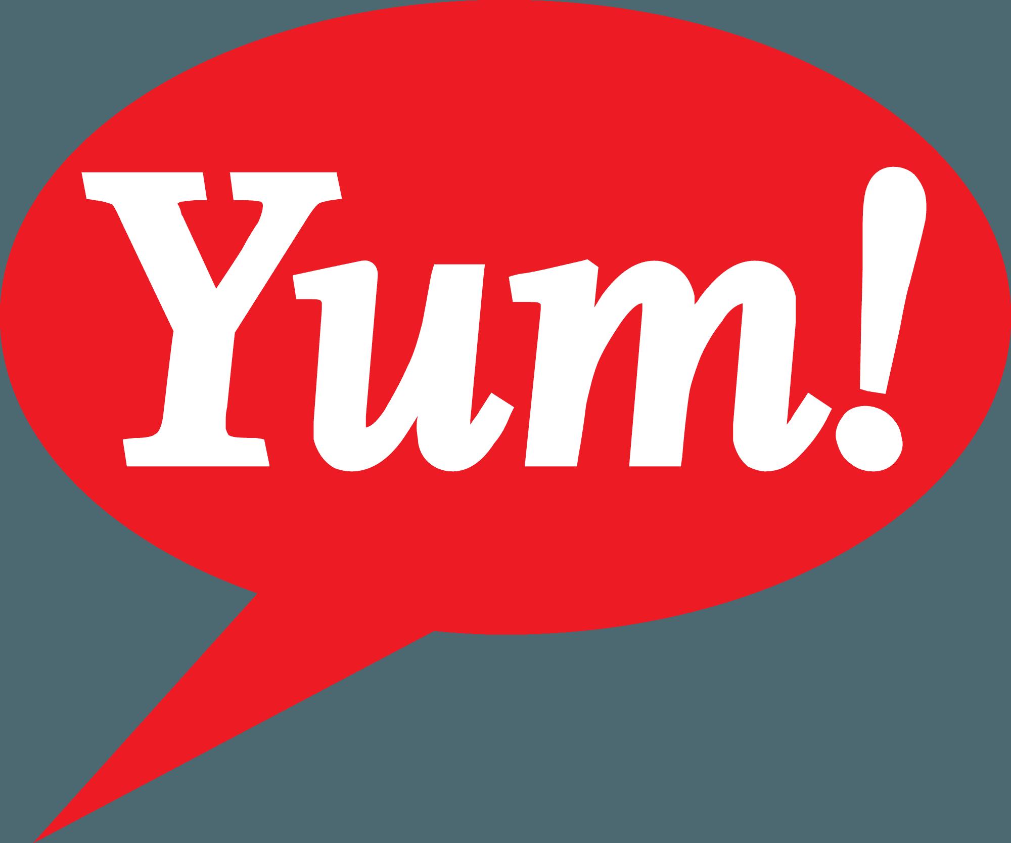 Yum! logo