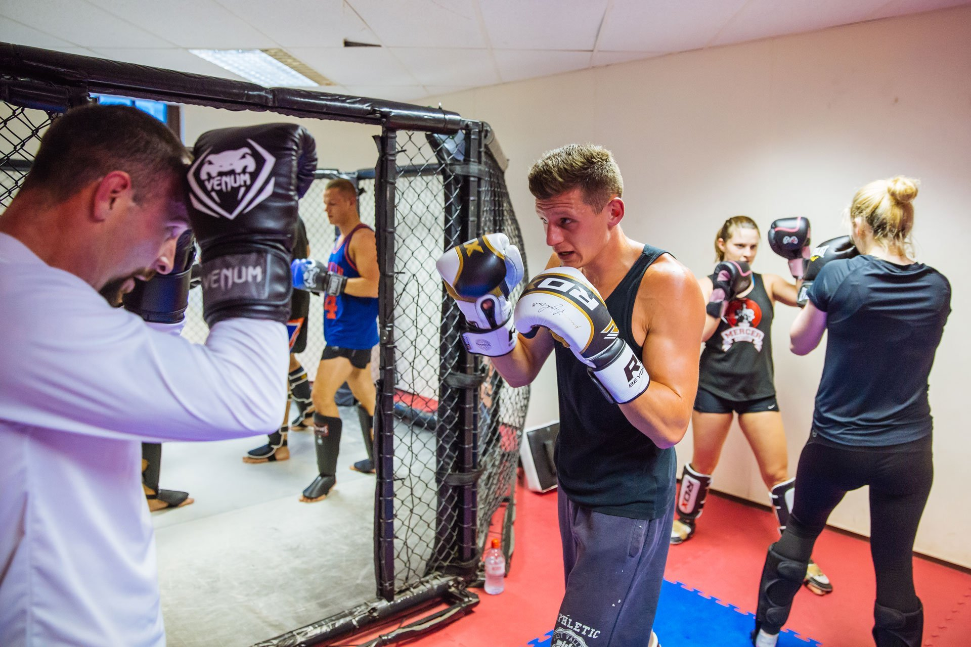 Sparring