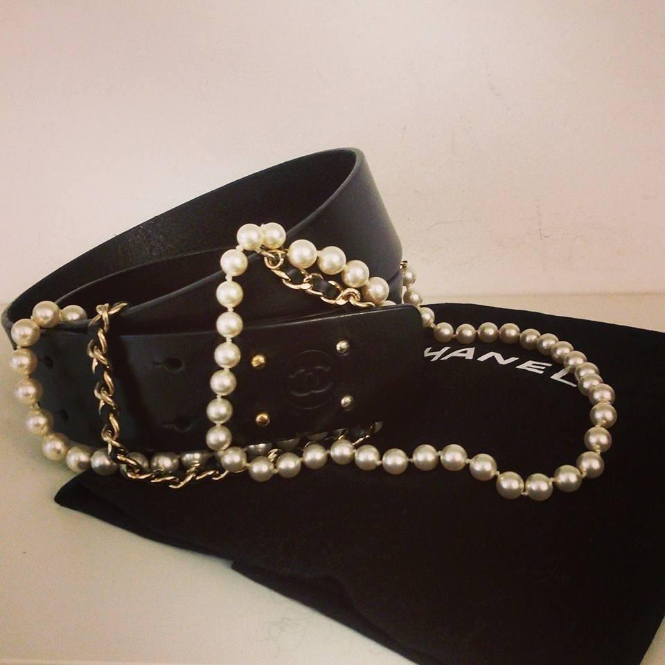 cintura da donna elegante