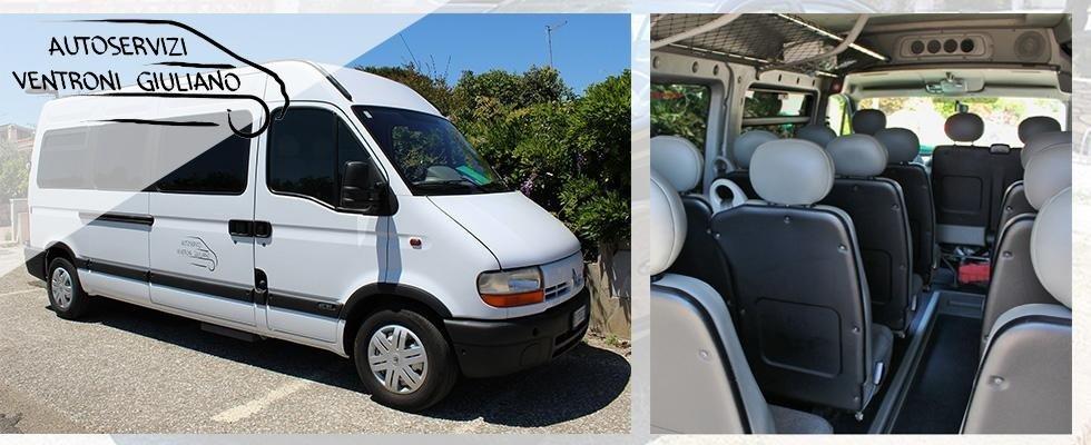minibus a noleggio
