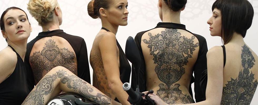 Tatuaggi prove
