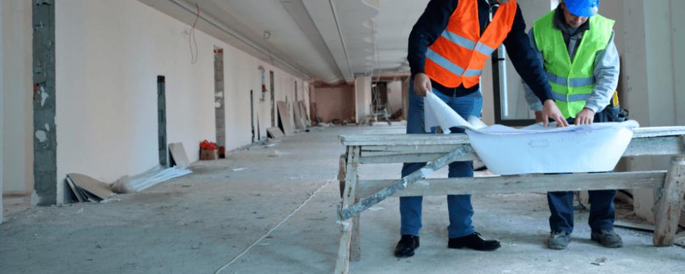 consulenza in costruzione di grandi opere edili