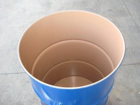 Bonifica e smaltimento fusti