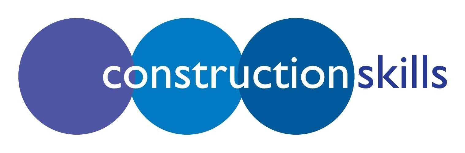 Construction skills logo