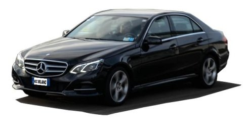 NCC TAXI MILANO from MASSIMO D'ORIA - Mercedes E-Class