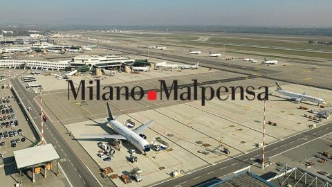 Milan Malpensa Airport with NCC Taxi Milano from Massimo D'Oria