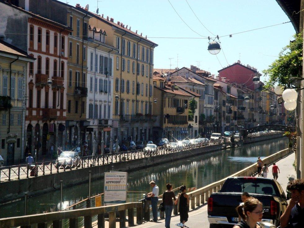 Milano sui Navigli con NCC TAXI MILANO