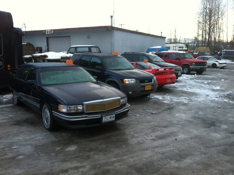 auto towing  in Anchorage, AK