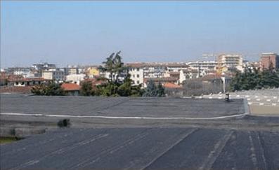 guaine e impermeabilizzazione tetti