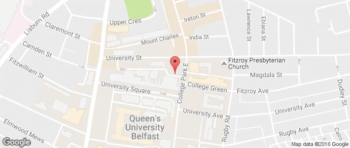 Chinese buffet - Bangor - China China - Belfast Map