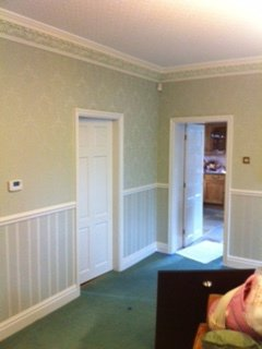 Home painting project