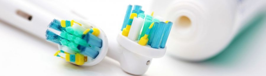 Toothbrushes recommended by dental practice in Kailua, HI