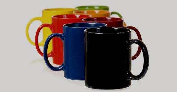 Artisan Embroidery Mugs