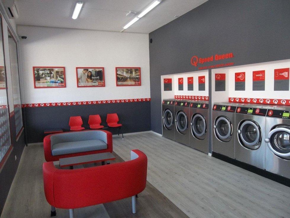 lavanderia per lavaggi ingombranti