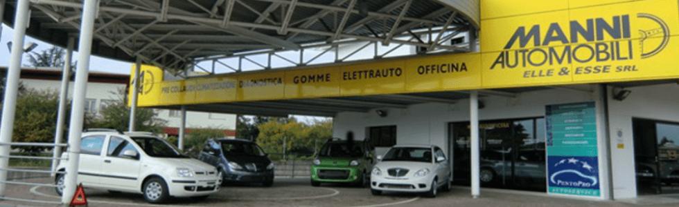 MANNI AUTOMOBILI - ELLE E ESSE