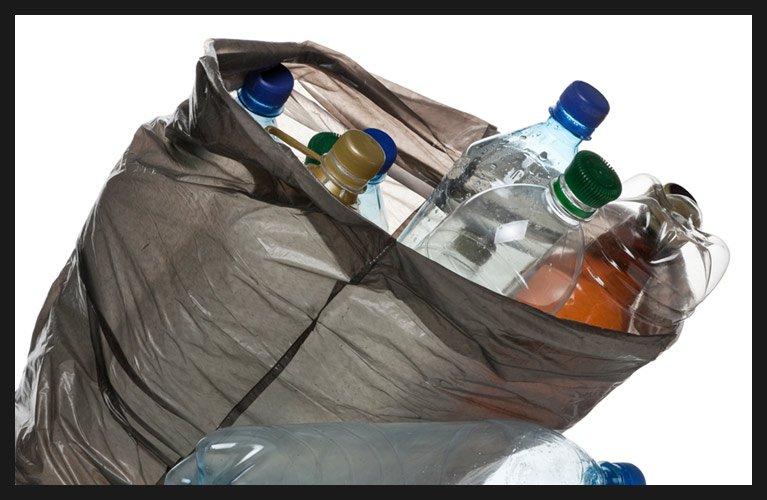 junk-removal-waste-plastic-bottles