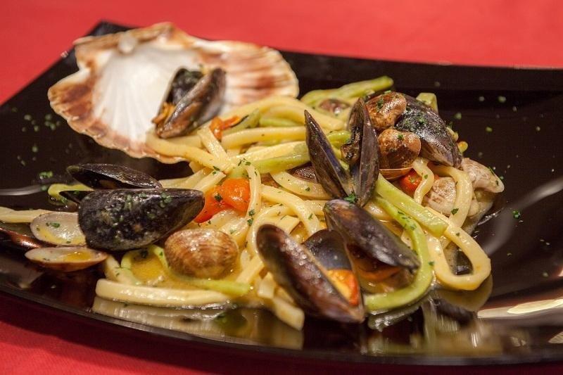 spaghetti pesce