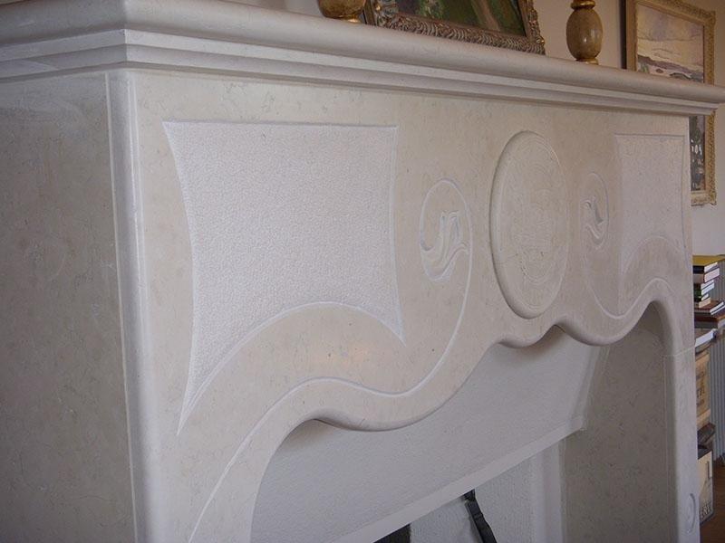 decorazioni di marmo e granito