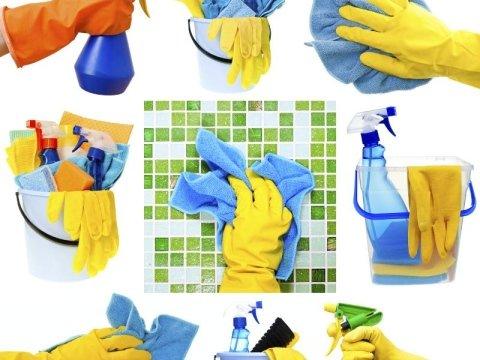 pulizia case e uffici