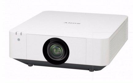 Foto eines Sony Laser Projektors FHZ65