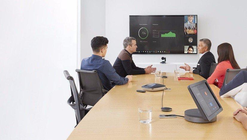 Skype for Business mit Logitech SmartDock