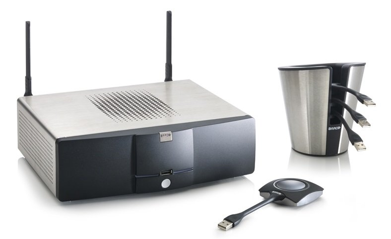 Barco Clickshare CSC-1 Firmware Update
