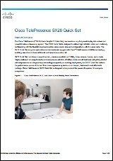 Foto der Broschüre von Crestron Medientechnik