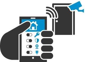 Icon für Smart Home