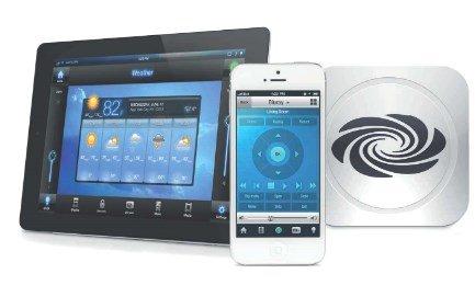 Mobile Smart Home Steuerung