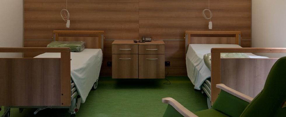 casa di riposo Maruffi