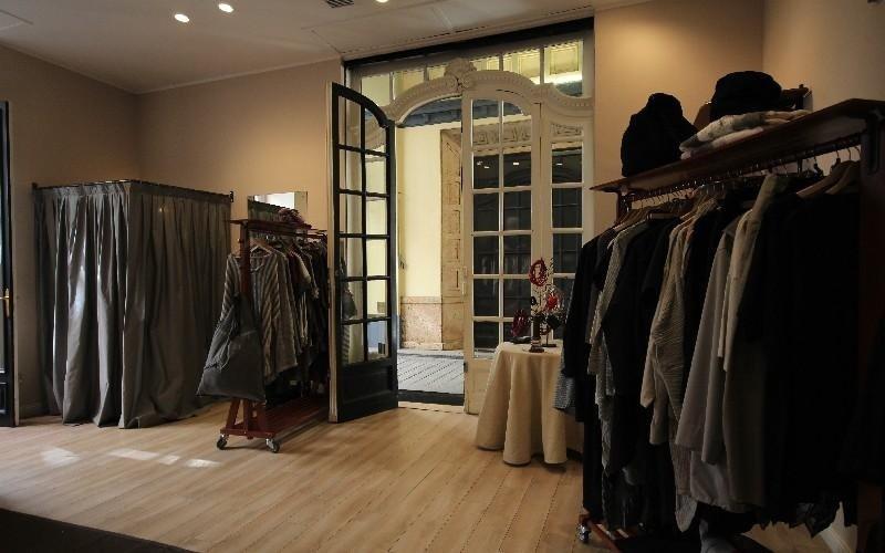 Interno negozio Renaise boutique