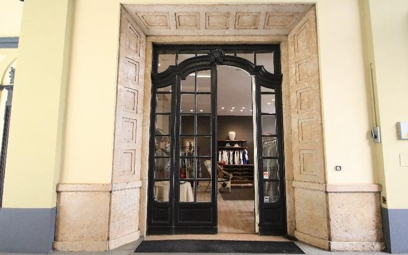 Entrata Renaise boutique
