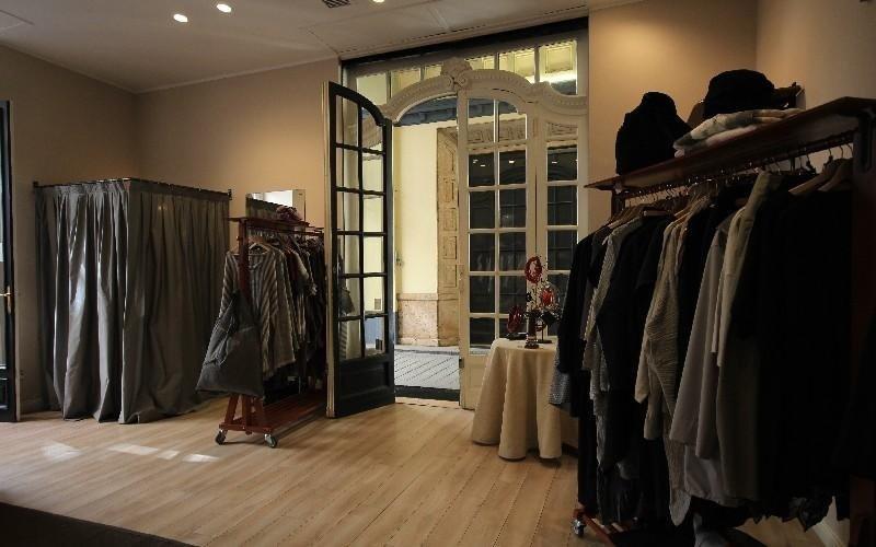 Interno boutique Renaise boutique