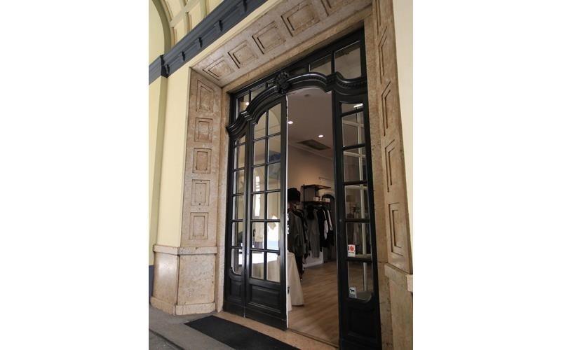Alta moda signore Renaise boutique