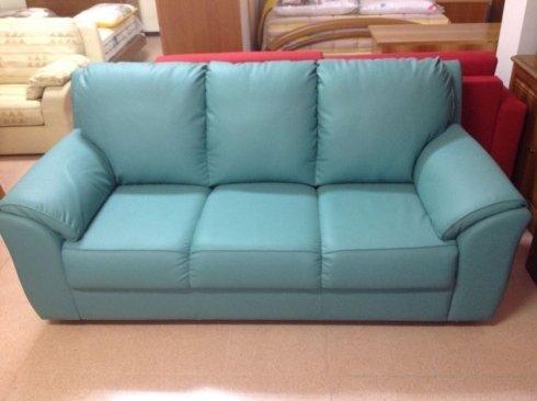 divano celeste decasalotti 3 posti 2 metri:430€