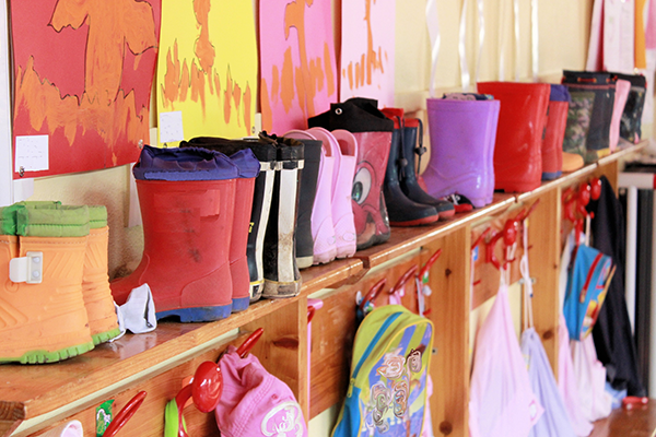 children's wellington boots and bags