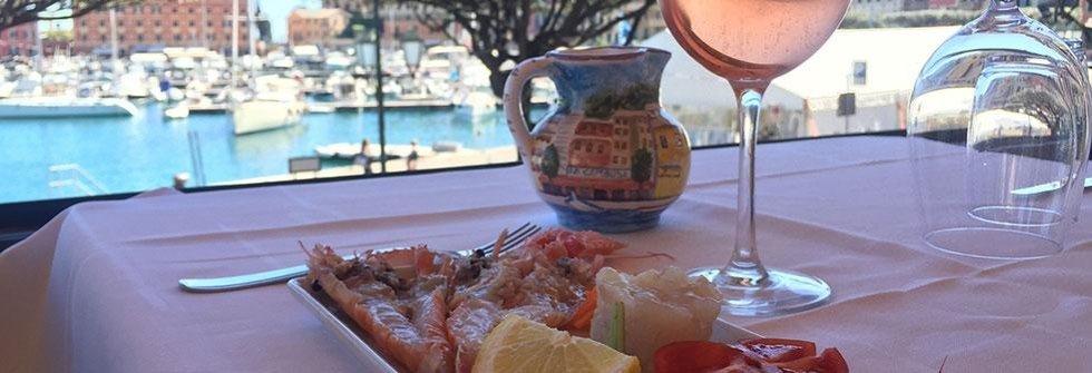 Ristorante di pesce Santa Margherita Ligure