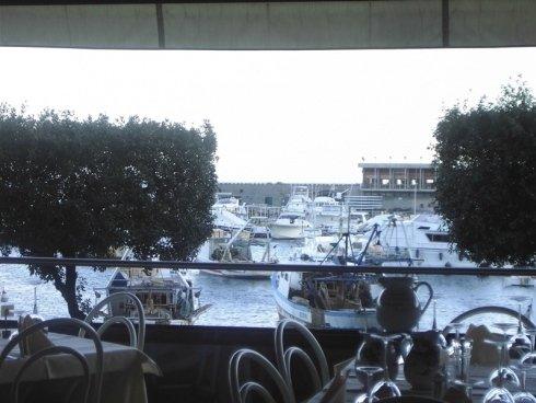 Ristorante vista mare Santa Margherita Ligure (GE)