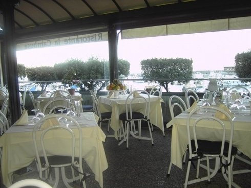 Ristorante sul mare Santa Margherita Ligure (GE)