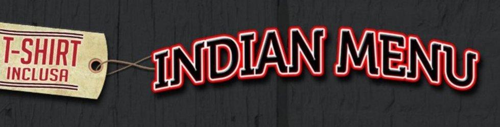 Indian Menù