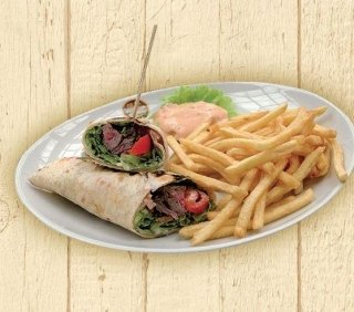 BEEF WRAP