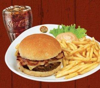 Menu hamburger**