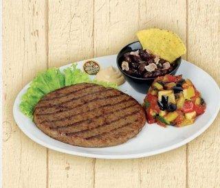 Hamburger comanchee
